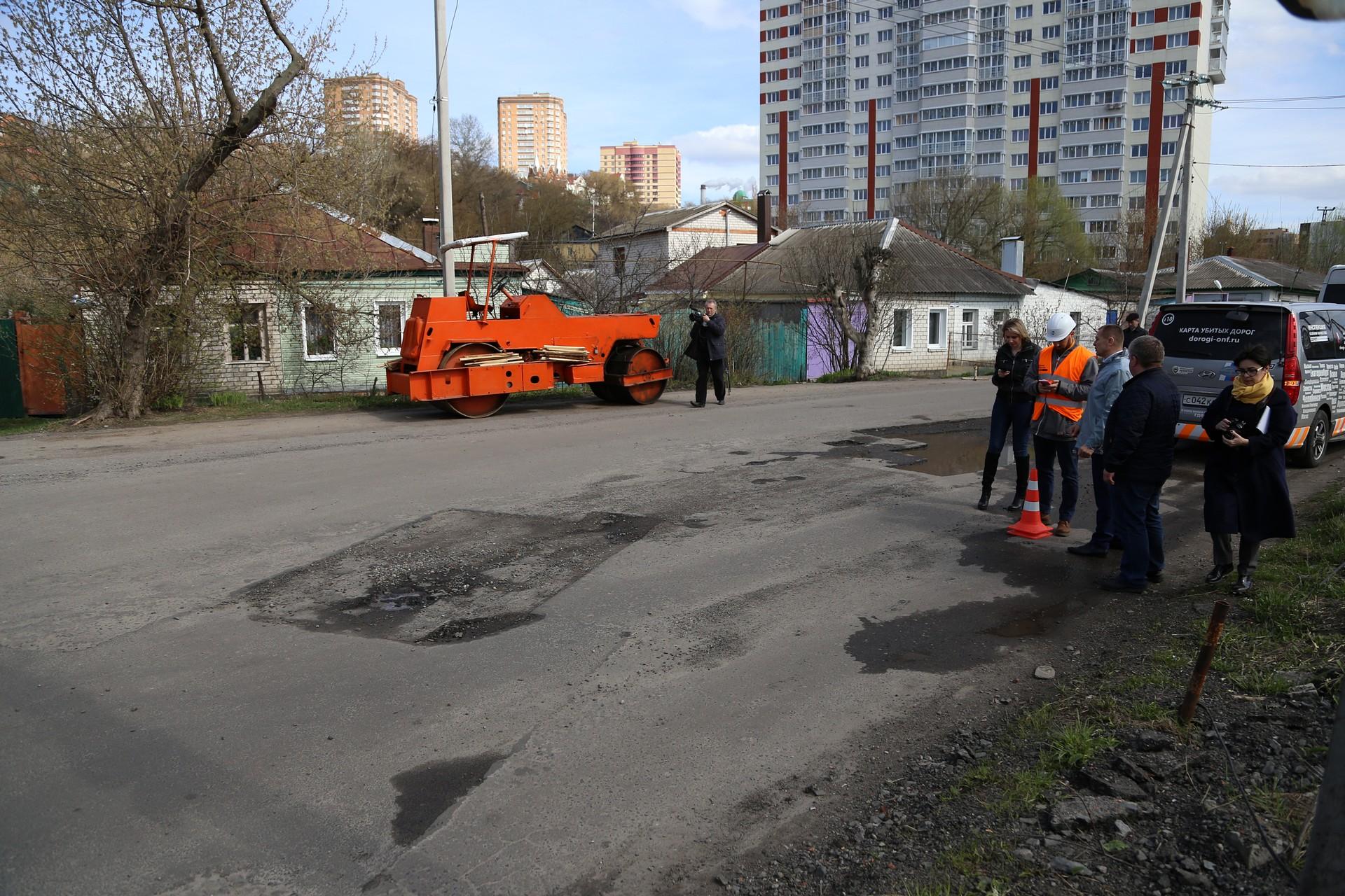 фото проектов дорог в курске